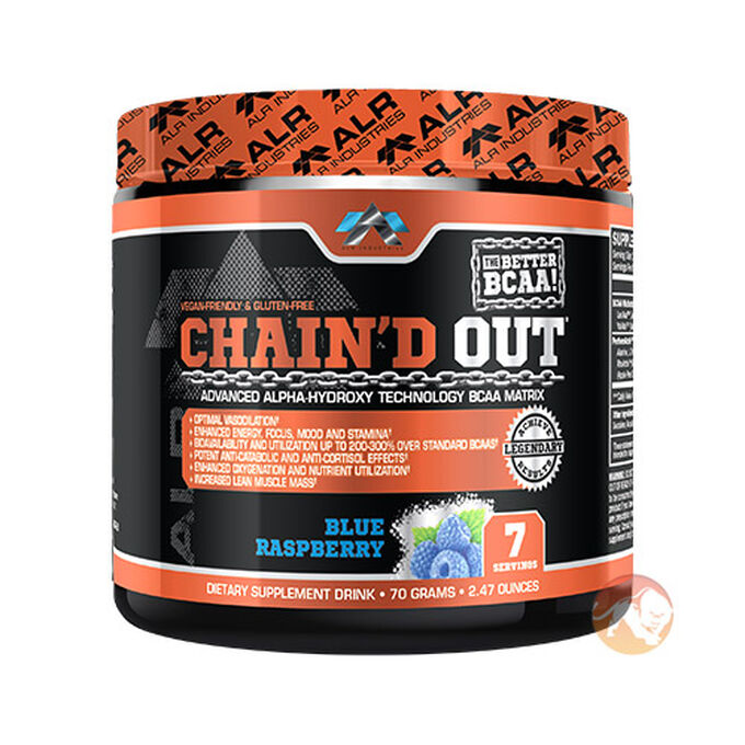 Chain'd Out 90 Servings- Berry Banana