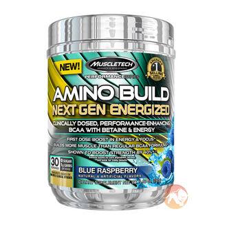 Amino Build Next Gen Energized 30 Servings Blue Raspberry