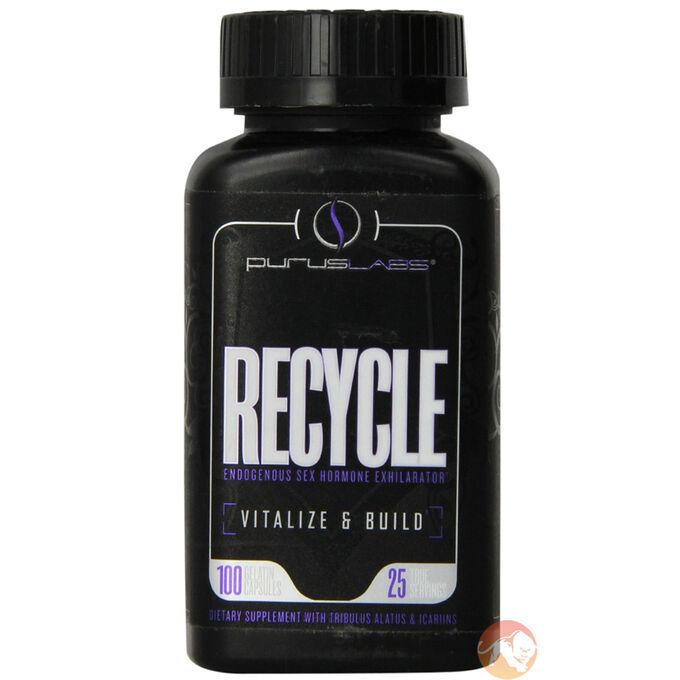 Recycle 100 Caps