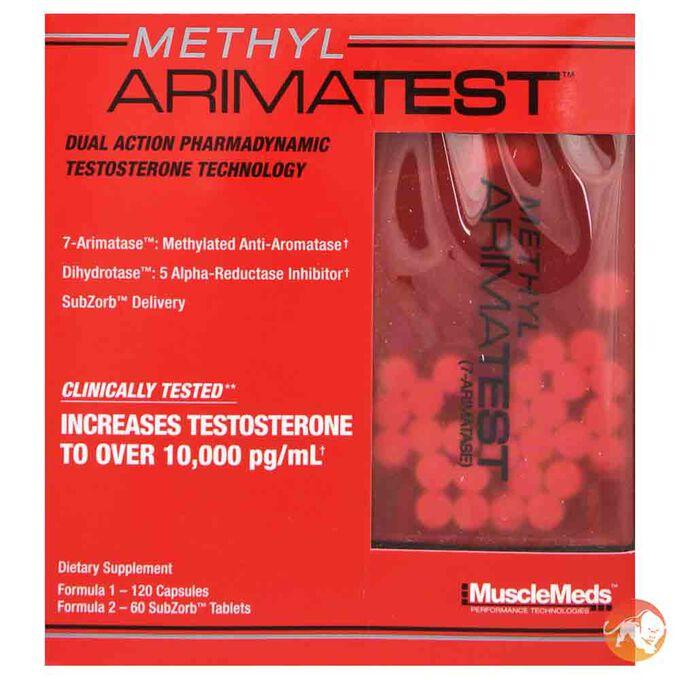 Methyl Arimatest 180 Caps