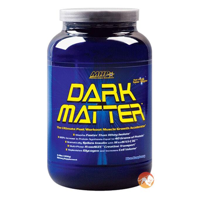 Dark Matter 1.2kg Blue Raspberry