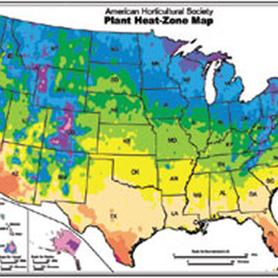 All About Heat Zones Gardener S Supply