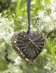 Birdseed Heart