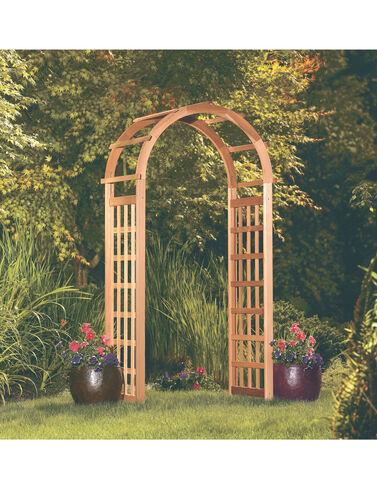 Glendale Arbor Arbor, Arch, Garden Arbor, Garden Arch, Arbors, Archway, Arches, Garden Structures, Pergola, Lattice