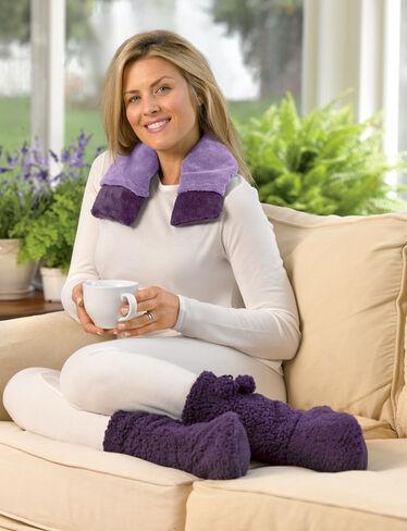 Lavender Snuggle Set