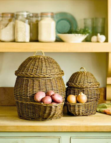 Potato and Onion Storage Baskets Onion Seeds, Onion Sets, Onion Plants, Scallion Seeds, Bunching Onions, Green Onions, Garden Seeds