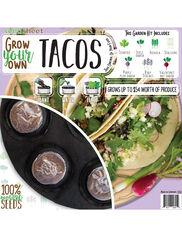 Grow Your Own Tacos Seedsheet