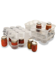 Canning Jar Storage Box, Pint