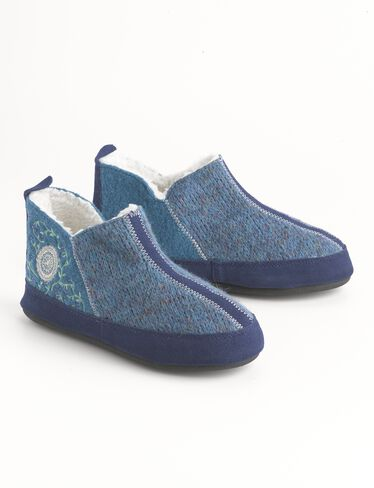 Women's Forest Bootie Slippers by Acorn®