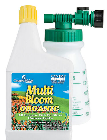 Organic Fertilizer Spray Kit