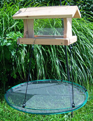 SeedHoop Birdseed Catcher
