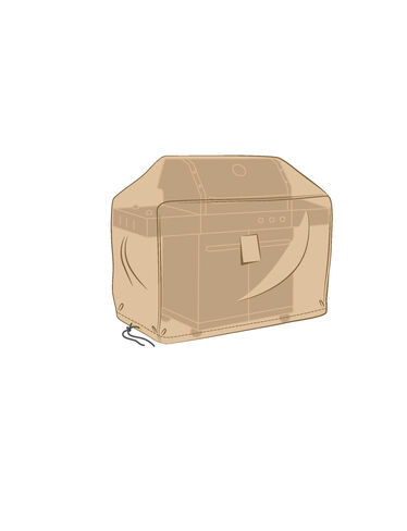 Deluxe Gas Grill Cover, Large