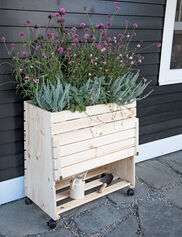 Greenbox Elevated Planter Box