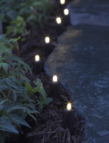 LED Solar Border Lights
