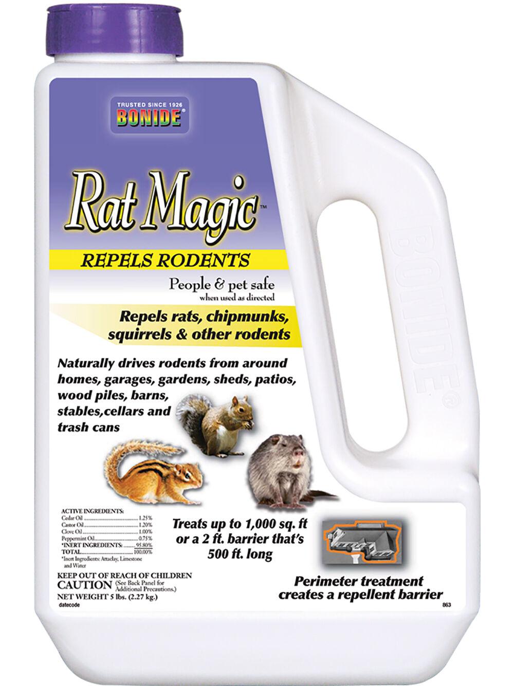 Bat Repellent - Bat De...
