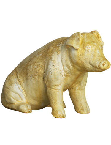 Arnold the Pig Garden Sculpture
