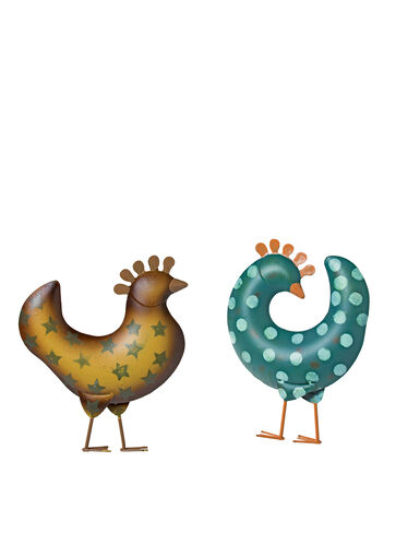Funky Chickens, Jane & Spot