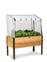 Planter Box, Frame and 2 Covers Kit, 2' x 4'