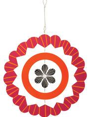 "Orange & Fuchsia Studio M Kaleidoscope Mobile, 18"""