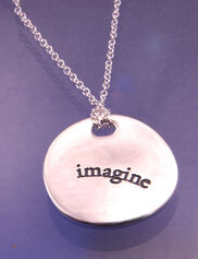 Imagine Necklace