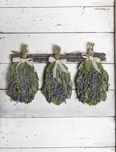 Lavender Sachet Hanger