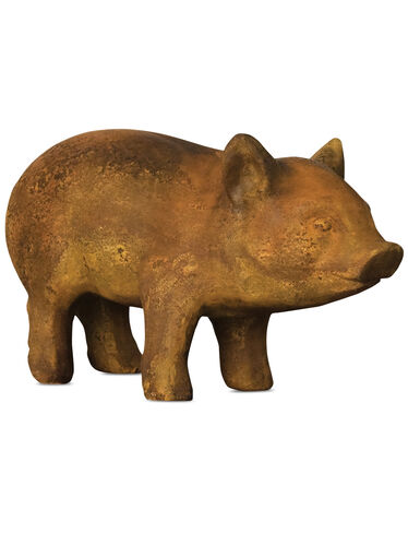 Piglet Garden Sculpture