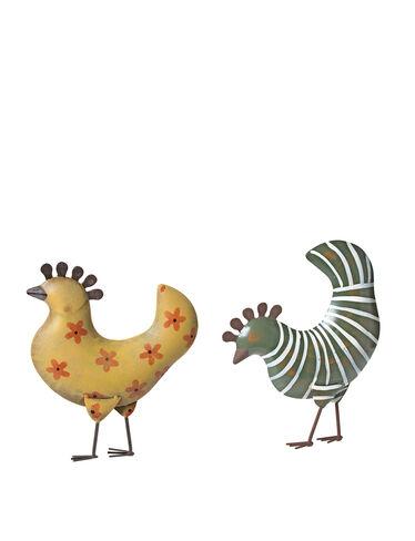 Funky Chickens, Daisy & Duke