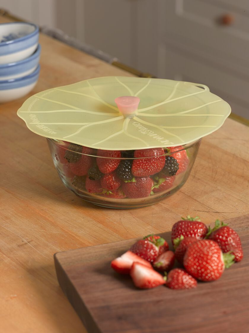 Silicone Bowl Covers Bowl Lids Gardener S Supply