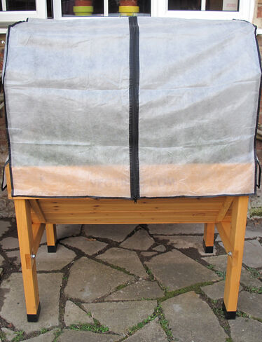 Compact VegTrug™ Frost Cover