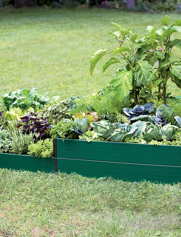 Two-Tier Raised Bed