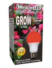 Miracle LED® Absolute Daylight™ Max Flowering Grow Light Bulb