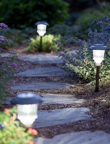 Solar Path Lights, Set of 2