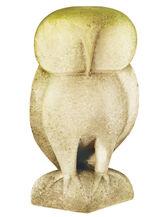 Contemporary Owl Garden Statue