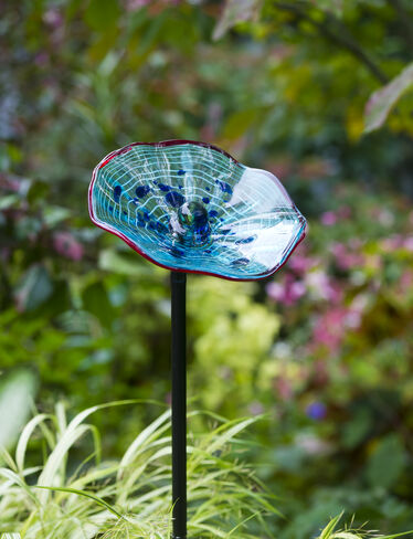 Art Glass Flower