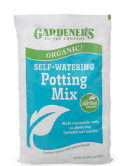 Organic Self-Watering Potting Mix, 20 Qts.