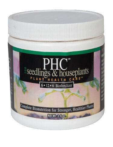 Plant Health Care for Seedlings/Houseplants 2.5 Oz
