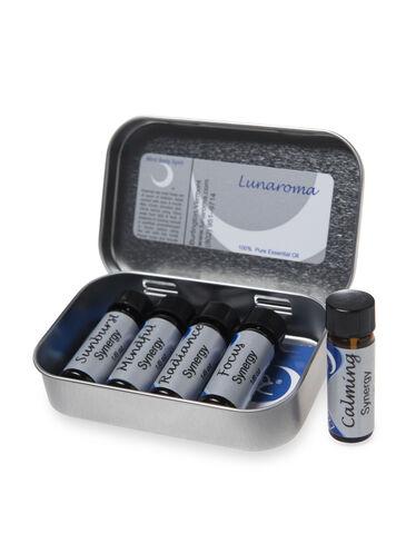 Essential Oil Synergy Aromatherapy Set