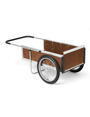 Medium <i>Gardener's Supply</i> Cart, Brown