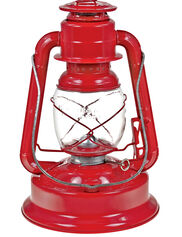 Little Giant Oil Lantern, Red