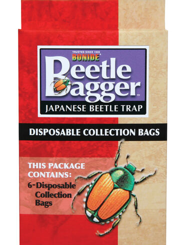 Japanese Beetle Trap Replacement Bags