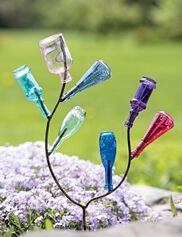 Mini Bottle Tree