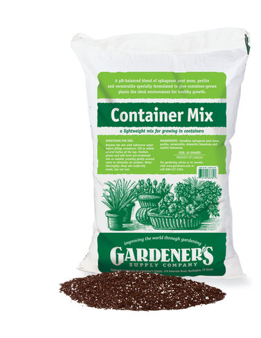Container Mix, 20 Qts. Raised Bed, Raised Garden Bed, Garden Bed, Raised Garden, Container Gardening, Garden Containers