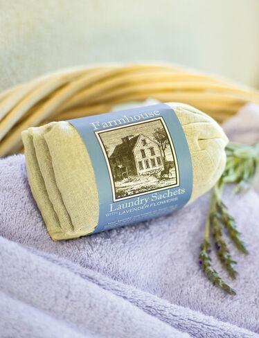 Lavender Dryer Sachets, Set of 3
