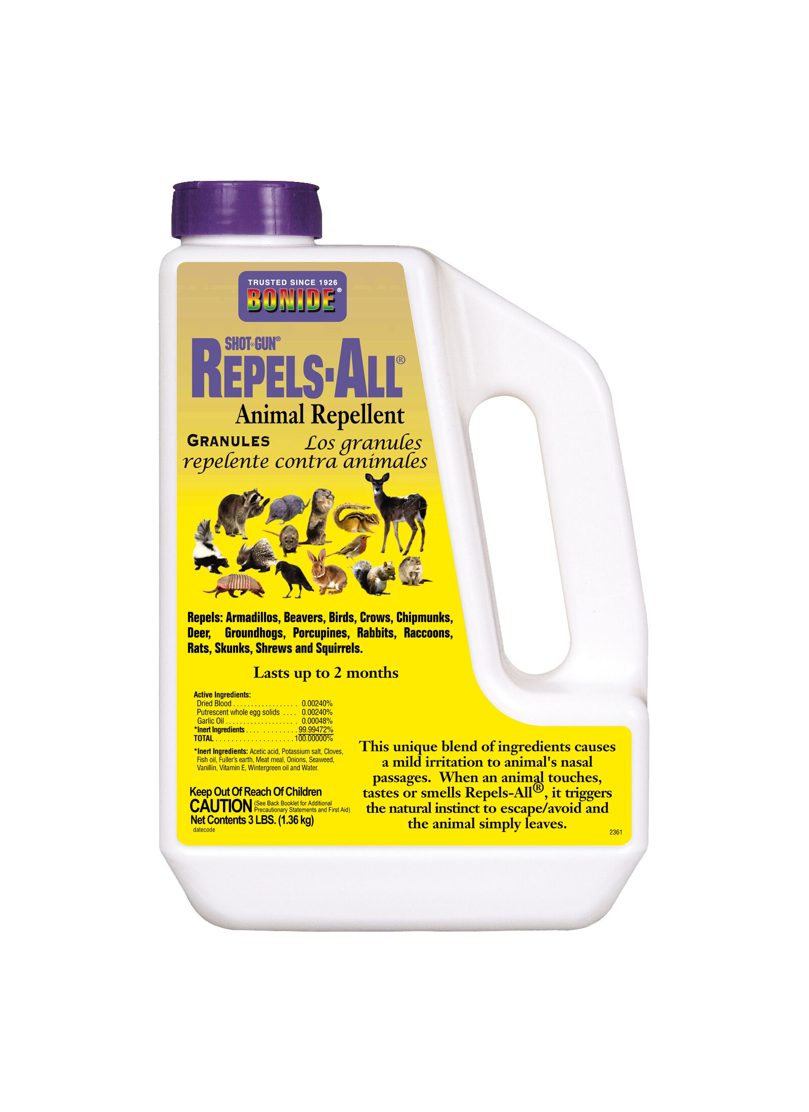 Portable Mosquito Repeller with Geranium Oil | Gardeners com