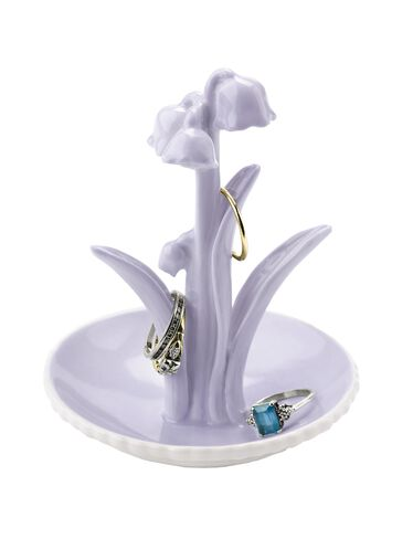 Lily of the Valley Ring Holder