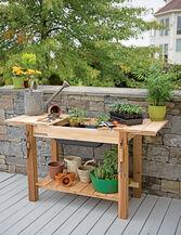 Potting Bench Gardener S Supply