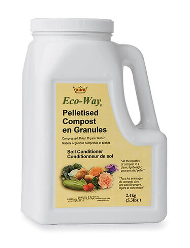 Pelletized Compost, 5 Lbs.