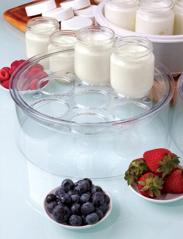 Euro cuisine yogurt maker expansion tray yogurt maker for Cuisine yogurt maker recipe