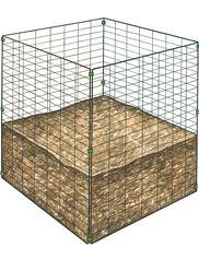 Single Bin Wire Composter