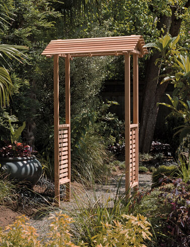 Vista Arbor Arbor, Arch, Garden Arbor, Garden Arch, Arbors, Archway, Arches, Garden Structures, Pergola, Lattice